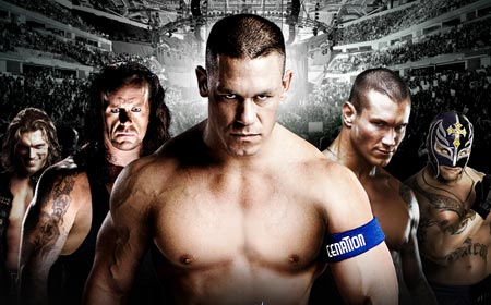 WWE Smackdown vs Raw 2011 Roster Reveal Trailer